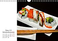 Sashimi und Sushi. Japans Köstlichkeiten (Wandkalender 2019 DIN A4 quer) - Produktdetailbild 2