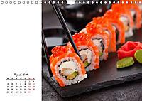 Sashimi und Sushi. Japans Köstlichkeiten (Wandkalender 2019 DIN A4 quer) - Produktdetailbild 8