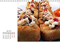 Sashimi und Sushi. Japans Köstlichkeiten (Wandkalender 2019 DIN A4 quer) - Produktdetailbild 5