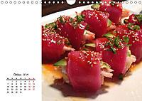 Sashimi und Sushi. Japans Köstlichkeiten (Wandkalender 2019 DIN A4 quer) - Produktdetailbild 10