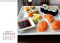 Sashimi und Sushi. Japans Köstlichkeiten (Wandkalender 2019 DIN A4 quer) - Produktdetailbild 11