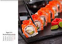 Sashimi und Sushi. Japans Köstlichkeiten (Wandkalender 2019 DIN A2 quer) - Produktdetailbild 8
