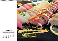 Sashimi und Sushi. Japans Köstlichkeiten (Wandkalender 2019 DIN A2 quer) - Produktdetailbild 1