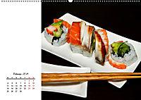 Sashimi und Sushi. Japans Köstlichkeiten (Wandkalender 2019 DIN A2 quer) - Produktdetailbild 2