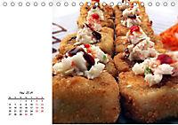 Sashimi und Sushi. Japans Köstlichkeiten (Tischkalender 2019 DIN A5 quer) - Produktdetailbild 5
