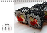 Sashimi und Sushi. Japans Köstlichkeiten (Tischkalender 2019 DIN A5 quer) - Produktdetailbild 3