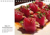 Sashimi und Sushi. Japans Köstlichkeiten (Tischkalender 2019 DIN A5 quer) - Produktdetailbild 10