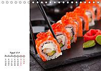 Sashimi und Sushi. Japans Köstlichkeiten (Tischkalender 2019 DIN A5 quer) - Produktdetailbild 8