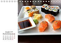 Sashimi und Sushi. Japans Köstlichkeiten (Tischkalender 2019 DIN A5 quer) - Produktdetailbild 11