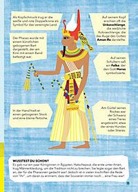 Sassi - Das Alte Ägypten - Puzzle 200tlg. und buch - Produktdetailbild 4