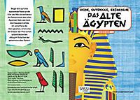 Sassi - Das Alte Ägypten - Puzzle 200tlg. und buch - Produktdetailbild 1