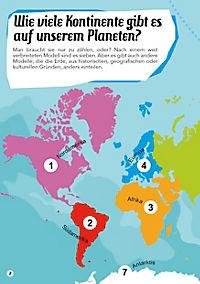 Sassi - Die Erde - Ovales Puzzle 205tlg. und Buch - Produktdetailbild 2