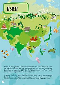 Sassi - Die Erde - Ovales Puzzle 205tlg. und Buch - Produktdetailbild 4