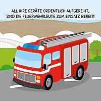 Sassi - Die Feuerwehr - 3D-Riesenpuzzle und Buch - Produktdetailbild 3