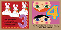 Sassi - Meine Ersten Zahlen - 10 Ökowürfel zum Stapeln oder Ineinanderstecken - Produktdetailbild 3