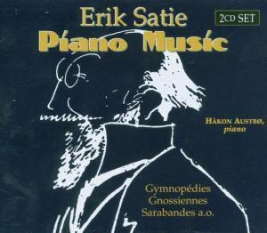 Satie: Piano Music, 2 CDs, Hakon Austbo