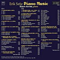 Satie: Piano Music, 2 CDs - Produktdetailbild 1