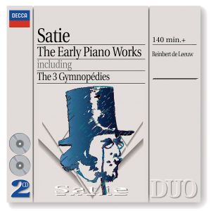 Satie: The Early Piano Works, Reinbert de Leeuw