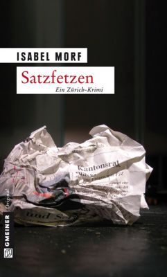 Satzfetzen, Isabel Morf