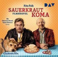 Sauerkrautkoma, 1 Audio-CD, Rita Falk