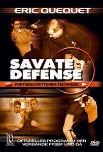 Savate Defense Fortgeschrittenentechniken, Eric Quequet