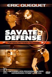 Savate Defense Fortgeschrittenentechniken, Eric Quequet