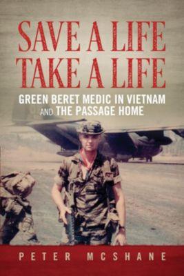 Save a Life, Take a Life, Peter McShane