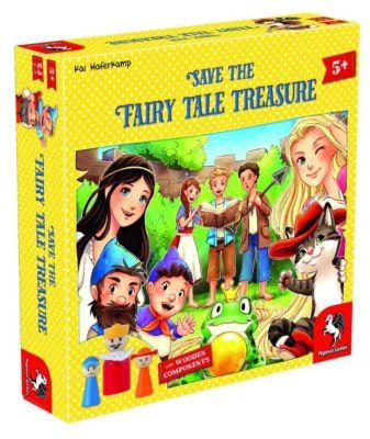 Save The Treasure Of Fairy Tales (Kinderspiel), Kai Haferkamp