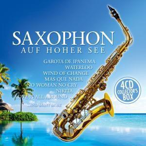 saxophon auf hoher see cd jetzt online bei bestellen. Black Bedroom Furniture Sets. Home Design Ideas