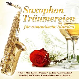 Saxophon Träumereien F.Romanti, Lui Martin