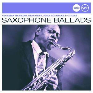 Saxophone Ballads (Jazz Club), Various