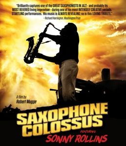 Saxophone Colossus (BluRay), Sonny Rollins