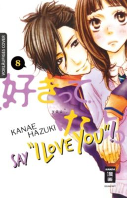 Say I love you!, Kanae Hazuki