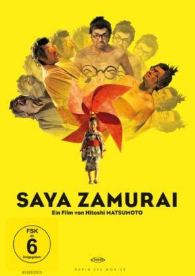 Saya Zamurai, Hitoshi Matsumoto