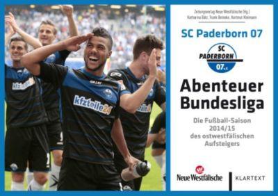 SC Paderborn 07 - Abenteuer Bundesliga, Katharina Bätz, Frank Beineke