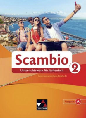 Scambio A: Bd.2 Grammatisches Beiheft, Isabella Maurer, Martin Stenzenberger