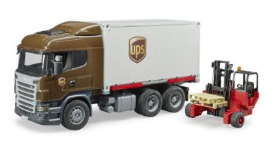Scania R-Serie UPS Logistik-LKW