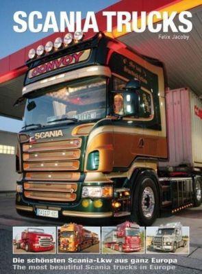 Scania Trucks, Felix Jacoby