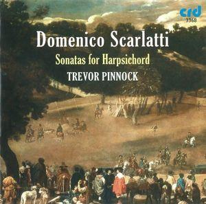 Scarlatti Cembalosonaten, Trevor Pinnock