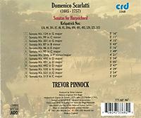 Scarlatti Cembalosonaten - Produktdetailbild 1