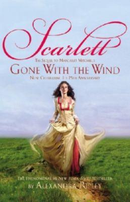 Scarlett, English edition, Alexandra Ripley