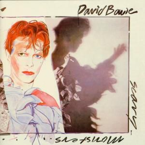 Scary Monsters, David Bowie