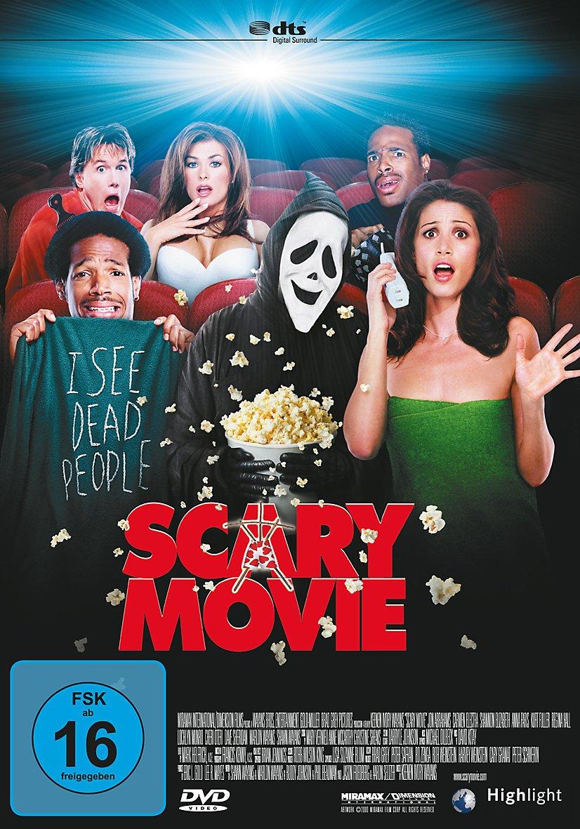 Scary Movie DVD jetzt bei Weltbild.de online bestellen
