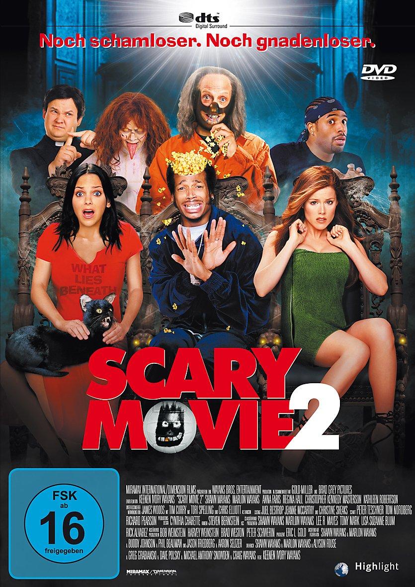 Scary Movie 2 DVD jetzt bei Weltbild.ch online bestellen