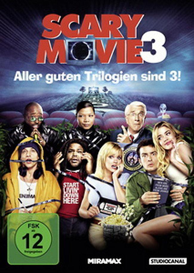 Scary Movie 3 DVD jetzt bei Weltbild.ch online bestellen