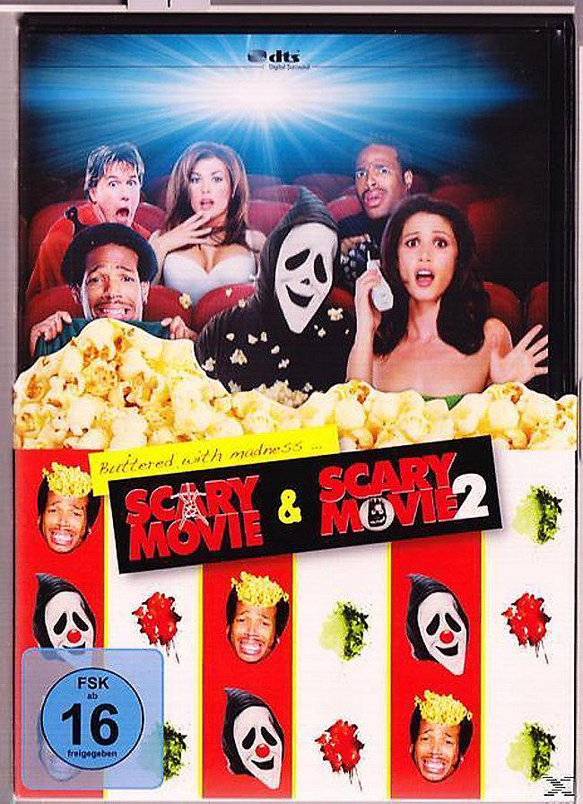 Scary Popcorn Box Scary Movie 1&2 DVD bei Weltbild.de bestellen
