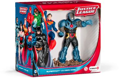 Scenery Pack Superman Vs Darkseid