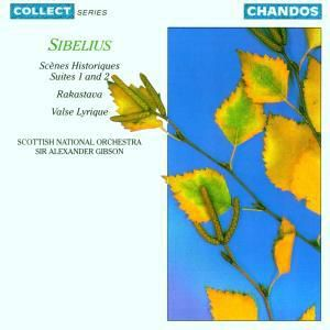Scenes Historiques Suite 1+2, Alexander Gibson, Sno