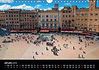 Scenes of Italy Florence Siena Venice (Wall Calendar 2019 DIN A4 Landscape) - Produktdetailbild 1