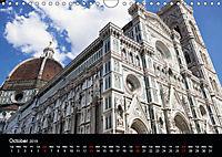 Scenes of Italy Florence Siena Venice (Wall Calendar 2019 DIN A4 Landscape) - Produktdetailbild 10